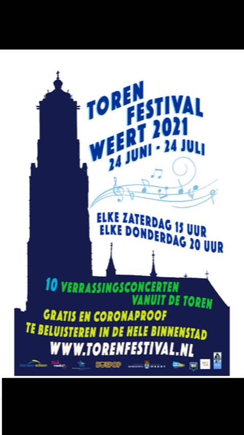 Torenfestival zaterdag
