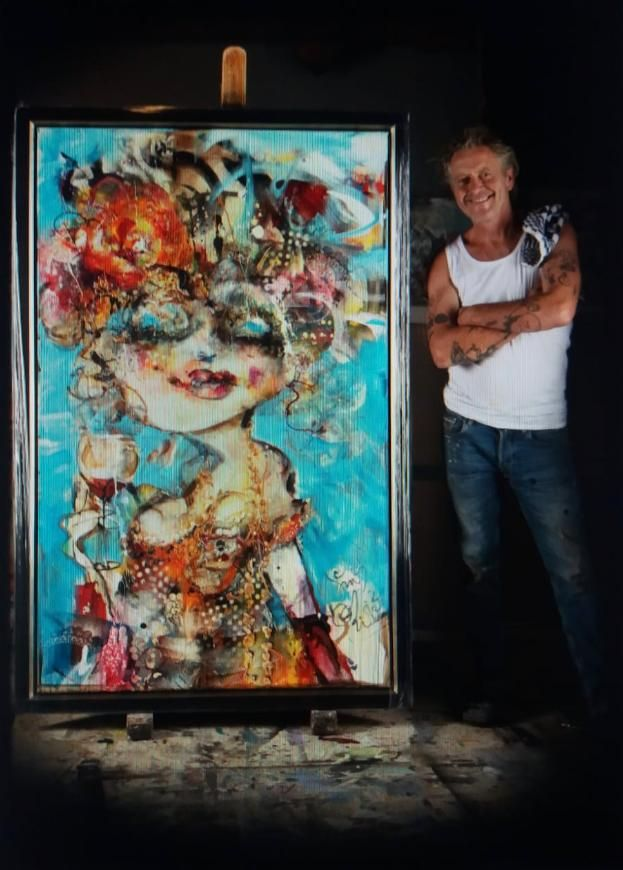 Expositie Guy Oliver: 'Parade Paradis'
