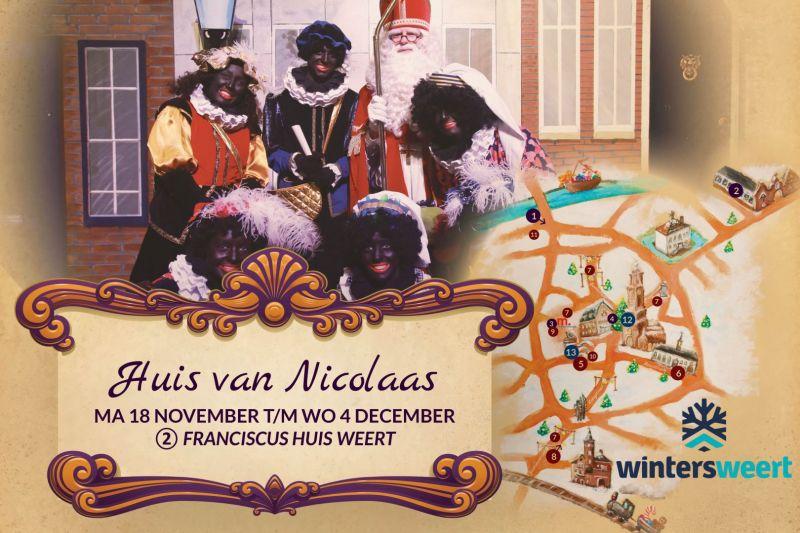 Winters Weert: Huis van Nicolaas