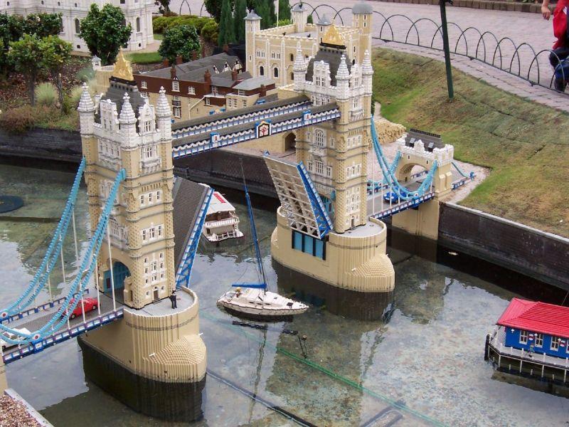STEENGOED met LEGO™ - Bruggen