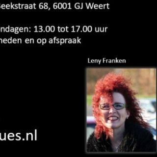 tentoonstelling 'Leny Franken en Leo Klein'