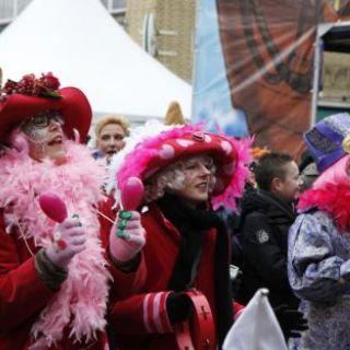 carnaval: Lindeboom Slaag um de Merrentj