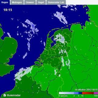 Lezing door IVN over het weer in Nederland