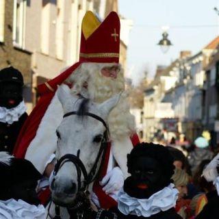 Intocht Sint Nicolaas