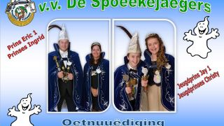 Prinsenreceptie V.V. De Spoeëkejaegers