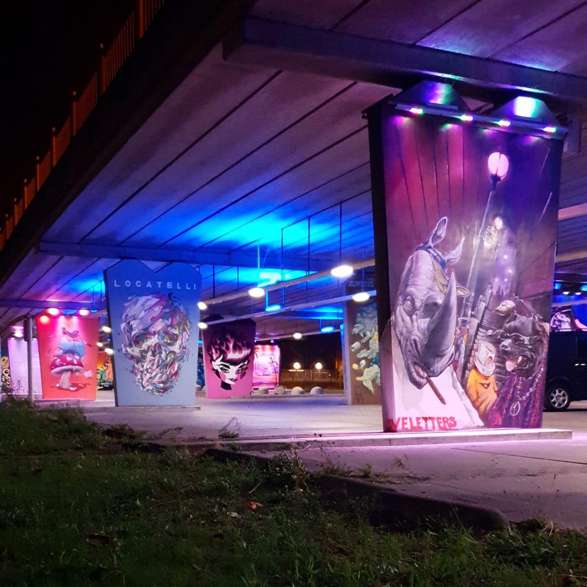 Street-art tour Weert
