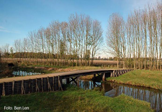 Grenspark Kempen~Broek - Ommetje Romeinse brug