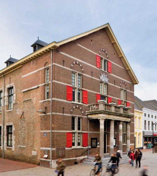 Gemeentemuseum Jacob van Horne