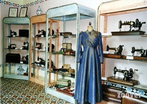 Weerter Nähmaschinenmuseum Singer & Zo