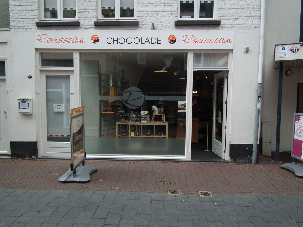 Rousseau Chocolade