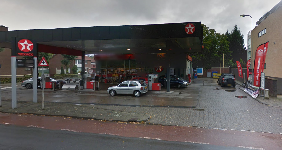 Texaco Timmermans Tankstation