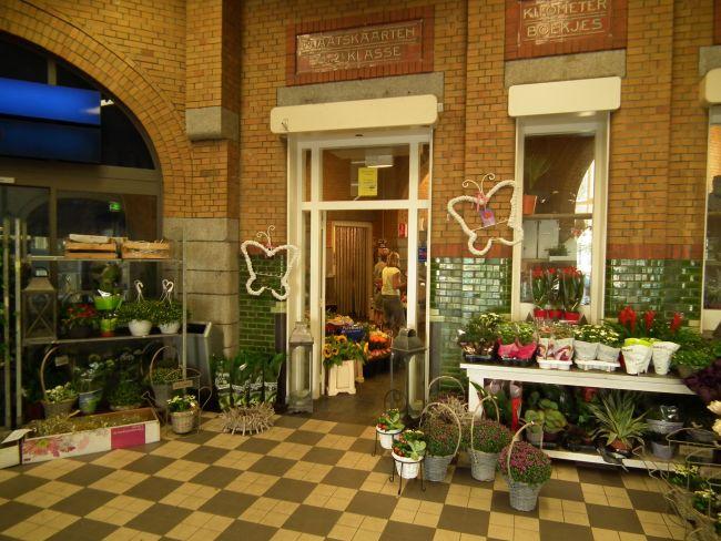 Bloemenshop Het Station