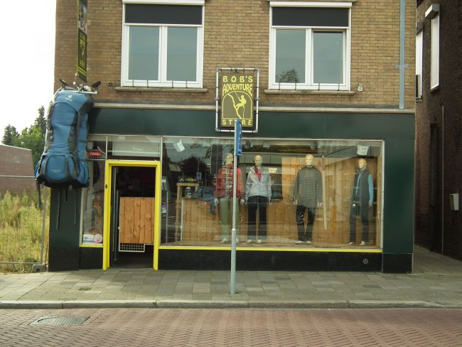 Bob's adventure store