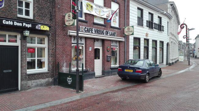 Café Vreug of Laat