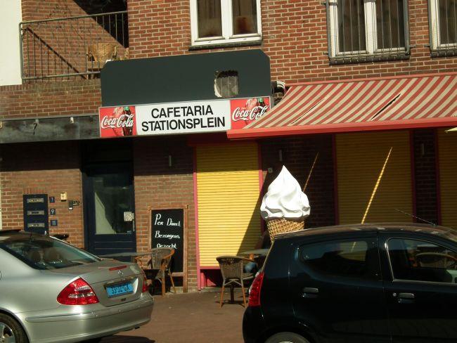Cafetaria Stationsplein