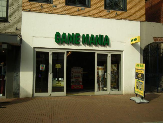 Game Mania