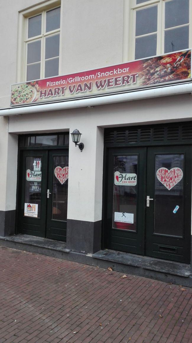 Pizzeria Hart van Weert