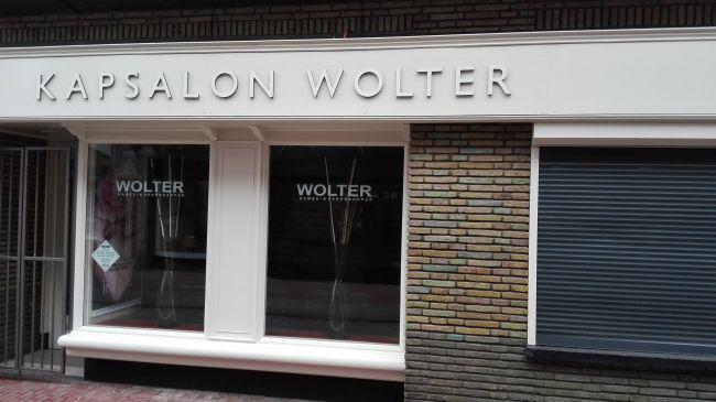 Kapsalon Wolter
