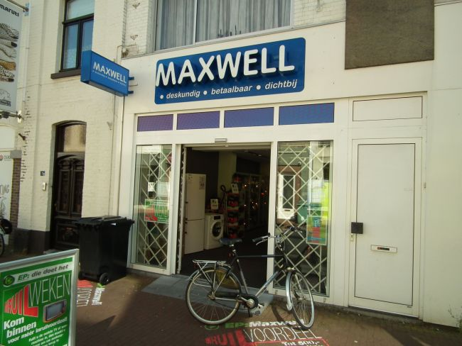 E.P. Maxwell Electronica