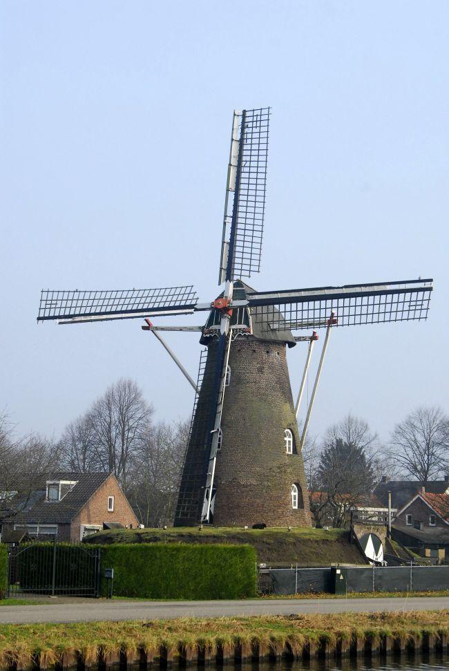 St. Odamolen - Boshoven