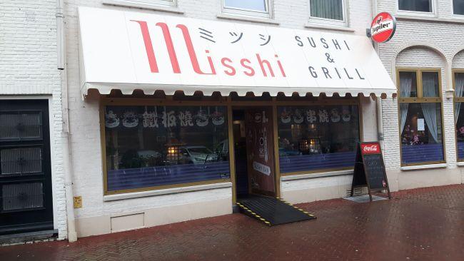 Misshi Sushi & Grill