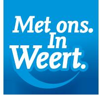 Logo Met Ons. In Weert.